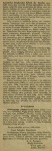 Seniausio Steigiamojo Seimo atstovo kalba. Steigiamojo Seimo darbai : [posėdžių stenogramos]: 1920 m. 1-sis sąs., p. 2, 3. PAVB S 2093