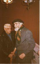 Vaclovas Blėdis ir Juozas Miltinis. Apie 1992-1994 m. PAVB FJM-1018/10