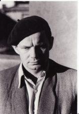 Vaclovas Blėdis. Apie 1956 m. Fotogr. Kazimiero Vitkaus. PAVB FKV-410/29