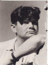 Vaclovas Blėdis. Apie 1959 m. Fotogr. Kazimiero Vitkaus. PAVB FKV-410/27