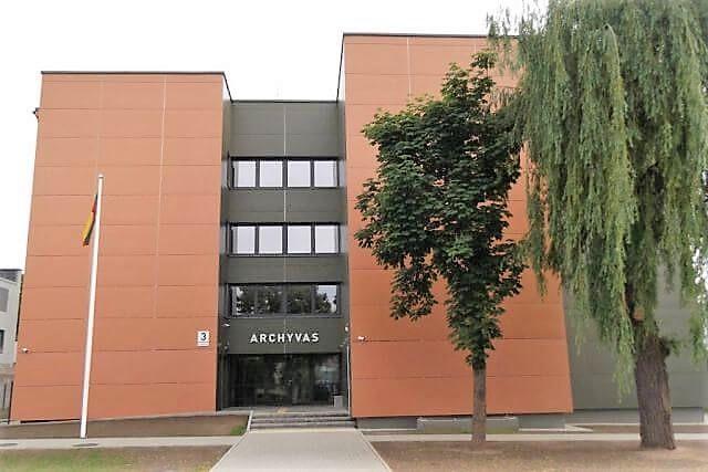 Šiaulių regioninio valstybės archyvo Panevėžio filialas