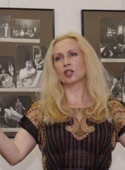 J. Miltinio palikimo studijų centre, minint aktorės Reginos Zdanavičiūtės 90-metį. 2015 m. Fotogr. Virginijaus Benašo. Panevėžio apskrities G. Petkevičaitės-Bitės viešosios bibliotekos skaitmeninis archyvas