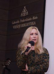 Panevėžio apskrities G. Petkevičaitės-Bitės viešosios bibliotekos Konferencijų salėje. 2016 m. Panevėžio apskrities G. Petkevičaitės-Bitės viešosios bibliotekos skaitmeninis archyvas