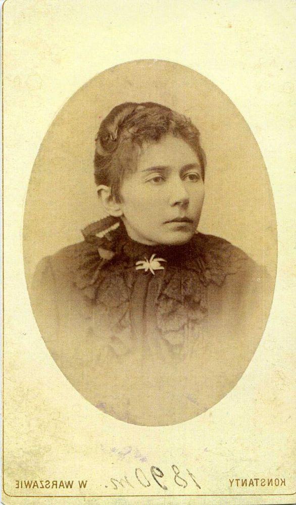 Gabrielė Petkevičaitė-Bitė. LLTI MB Apl. 394, Inv. Nr. 11170