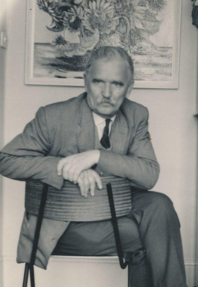Kazimieras Barėnas. PAVB RKRS F60