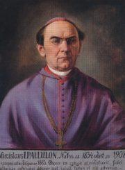 Mečislovo Leonardo Paliulionio portrertas. Nežinomas dailininkas. XIX a. pab. – XX a. pr.
