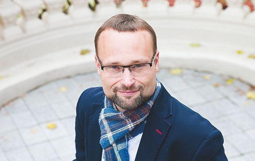 Mindaugas Kvietkauskas. J. Grigelytės nuotr.