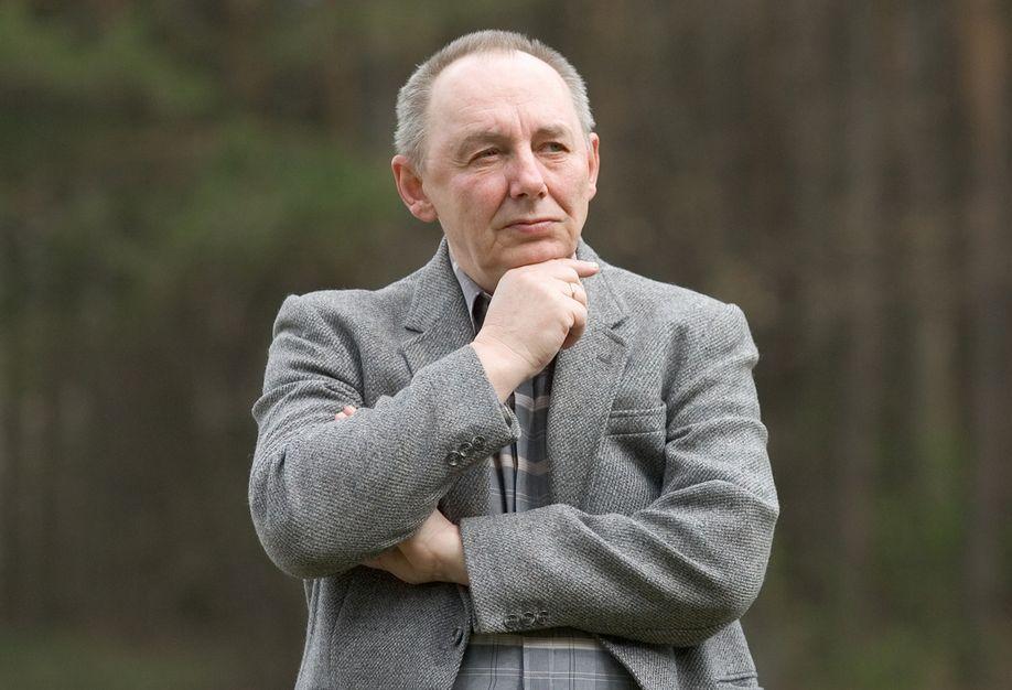 Arvydas Šliogeris. J. Grigelytės nuotr.