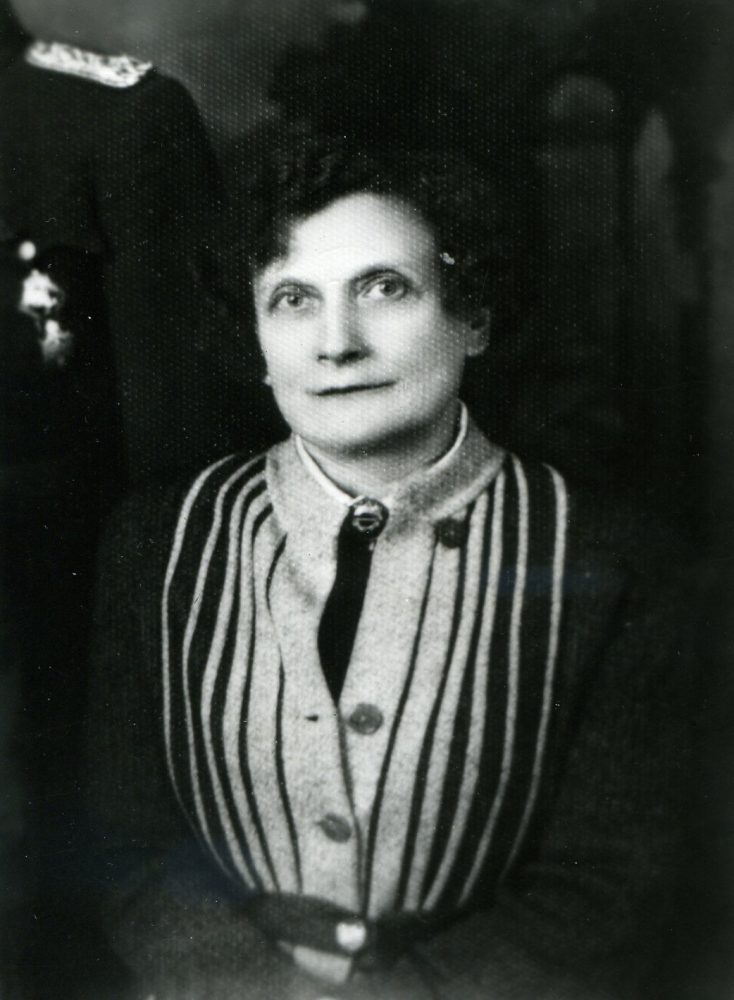Elžbieta Jodinskaitė. PAVB F22
