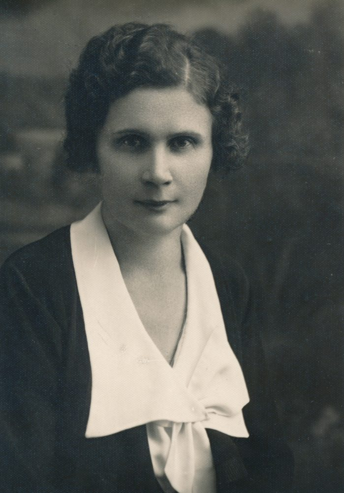 Marija Geigaitė-Putramentienė-Giedraitienė
