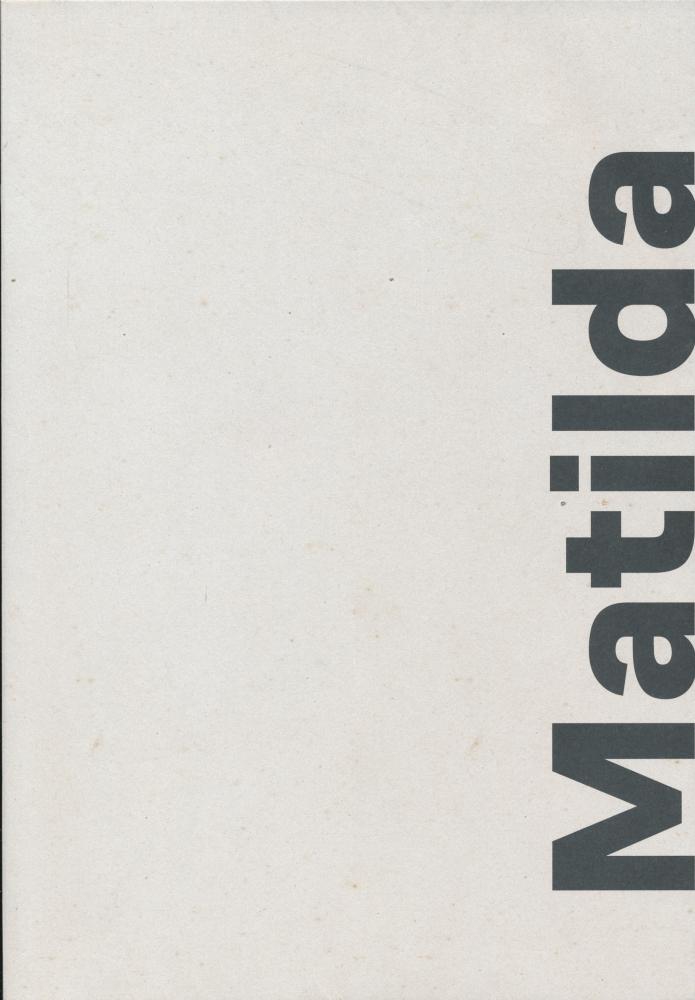 Atrakintas dienoraštis / Matilda Olkinaitė