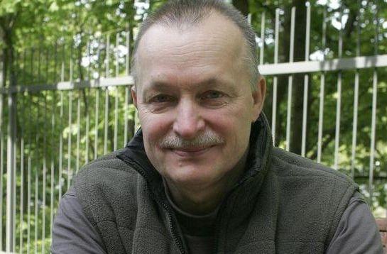 Stanislovas Kuzma. R. Stankevičiūtės nuotr.