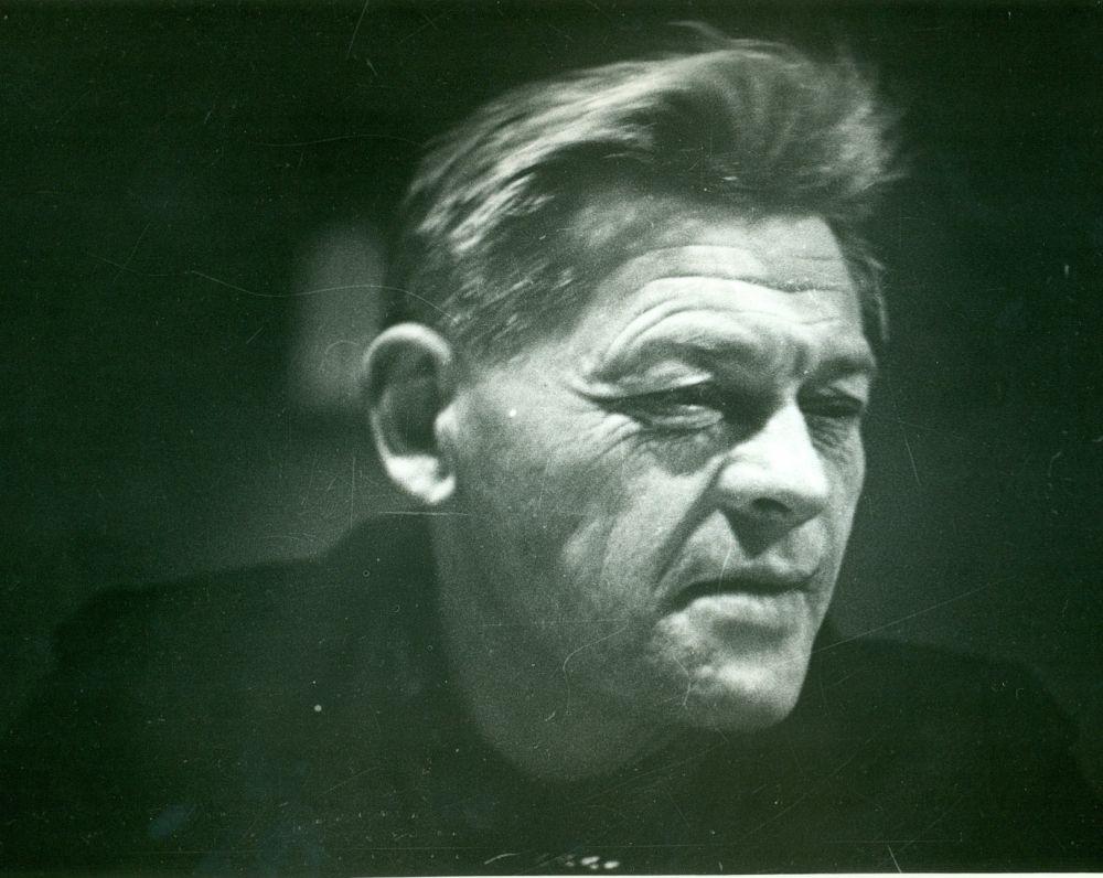 Paulius Širvys. A. Sutkaus nuotrauka iš Maironio lietuvių literatūros muziejaus archyvo