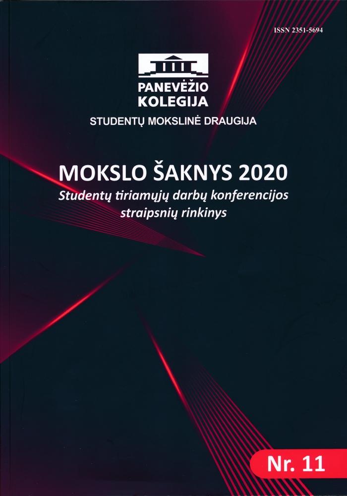 Mokslo šaknys. 2020. Nr. 11