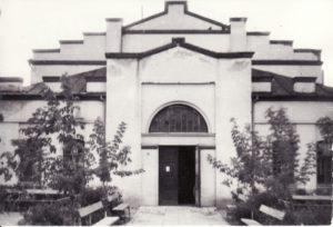 Senasis teatras. 1948 m. Fotogr. Kazimiero Vitkaus. PAVB FKV-288/8
