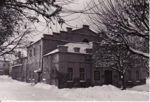 Senasis teatras. 1966 m. Fotogr. Kazimiero Vitkaus. PAVB FKV-348/165