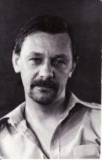 Aurimas Babkauskas (1946–1991). Teatre 1963–1972 m.; 1982–1991 m. Fotogr. Kazimiero Vitkaus. PAVB FKV-427/7
