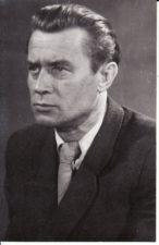 Jonas Alekna (1917–1964). Teatre 1940–1964 m. Fotogr. Kazimiero Vitkaus. PAVB FKV-414/1