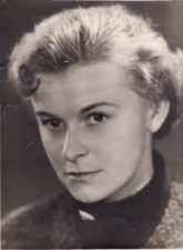 Liudvika Marija Adomavičiūtė (1932–2014). Teatre 1950–1971 m. PAVB FKV-398/3