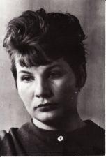 Marytė Maslauskaitė. Teatre 1968–1995 m. Fotogr. Kazimiero Vitkaus. PAVB FKV-398/57
