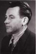 Zigmas Lapinskas-Lapėnas (1912–1968). Teatre 1940–1962 m. Fotogr. Kazimiero Vitkaus. PAVB FKV-398/52