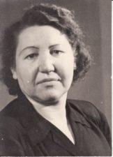 Jadvyga Matulytė (1911–2007). Teatre 1940–1962 m. Fotogr. Kazimiero Vitkaus. PAVB FKV-398/58