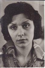 Laimutė Mališauskaitė (g. 1955 m.). Teatre 1976–2020 m. Fotogr. Kazimiero Vitkaus. PAVB FKV-403/11