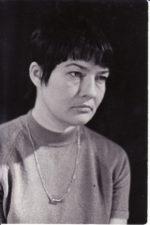 Dalia Melėnaitė (g. 1942). Teatre 1962–1998 m. Fotogr. Kazimiero Vitkaus. PAVB FKV-402/1