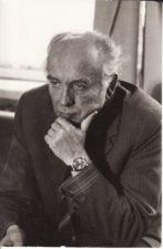 Stepas Kosmauskas (1918–1985). Teatre 1941–1985 m. Fotogr. Kazimiero Vitkaus. PAVB FKV-416/25
