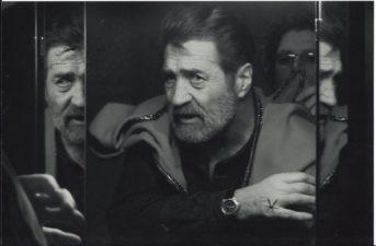 Algirdas Paulavičius (1943-2020). Teatre 1966–2016 m. Fotogr. Ingridos Žilėnaitės. JMC fondas