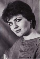 Vilmira Šamparaitė (g. 1962 m.). Teatre 1981–2010 m. Fotogr. Kazimiero Vitkaus. PAVB FKV-404/20