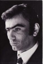 Jonas Stasiulionis. Teatre 1968–1983 m. Fotogr. Kazimiero Vitkaus. PAVB FKV-398/33
