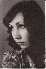Rima Šataitė. Teatre 1976–1992 m. Fotogr. Kazimiero Vitkaus. PAVB FKV-403/23