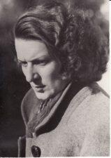 Stefanija Romualda Mikalauskaitė (1926–2008). Teatre 1945–1973 m. Fotogr. Kazimiero Vitkaus. PAVB FKV-398/62