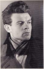 Česlovas Pažemeckas (1937–2018). Teatre 1954–1970 m. PAVB FKV-437/59