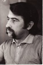 Petras Steponavičius (1940–2015). Teatre 1960-1964 m.; 1967–1976 m. Fotogr. Kazimiero Vitkaus. PAVB FKV-405/4