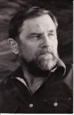 Stasys Petronaitis (1932–2016). Teatre 1951–1972 m. Fotogr. Kazimiero Vitkaus. PAVB FKV-398/65