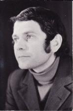 Vaclovas Šarauskas. Teatre 1964–1965 m.; 1968–1983 m. Fotogr. Kazimiero Vitkaus. PAVB FKV-398/47