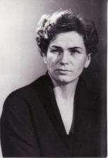 Eugenija Šulgaitė (1923–2014). Teatre 1943–1998 m. Fotogr. Kazimiero Vitkaus. PAVB FKV-419/16