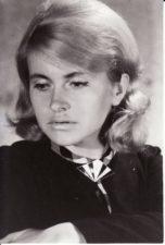 Irena Vasiulytė (g. 1945). Teatre 1967–2016 m. Fotogr. Kazimiero Vitkaus. PAVB FKV-402/13