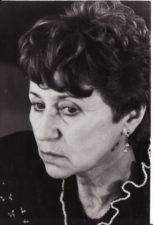 Regina Zdanavičiūtė (1925–2015). Teatre 1943–2005 m. Fotogr. Kazimiero Vitkaus. PAVB FKV-425/17