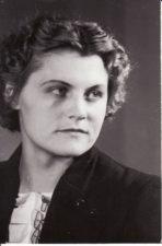 Julija Blėdytė (1927–2016). Teatre 1948–1984 m. Fotogr. Kazimiero Vitkaus. PAVB FKV-398/12