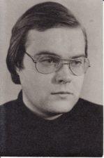 Evaldas Breivė (1956–2000 m.). Teatre 1974–2000 m. Fotogr. Kazimiero Vitkaus. PAVB FKV-403/19