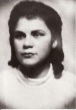 Janina Dulskytė. Teatre 1940–1945 m. Fotogr. Kazimiero Vitkaus. PAVB FKV-398/17