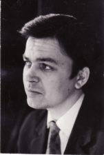 Rudolfas Jansonas (g. 1947). Teatre 1966–2014 m. Fotogr. Kazimiero Vitkaus. PAVB FKV-402/5