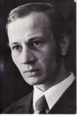 Jonas Garliauskas (1951–2002). Teatre 1973–2002 m. Fotogr. Kazimiero Vitkaus. PAVB FKV-402/3