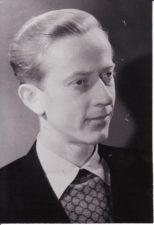 Mykolas Valdas Jatautis (1933–2011). Teatre 1956–1964 m. Fotogr. Kazimiero Vitkaus. PAVB FKV-398/22