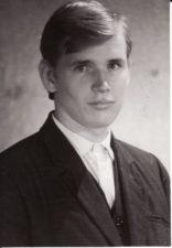 Vidmantas Kereminas (1948–1983). Teatre 1967–1983 m. Fotogr. Kazimiero Vitkaus. PAVB FKV-429/1