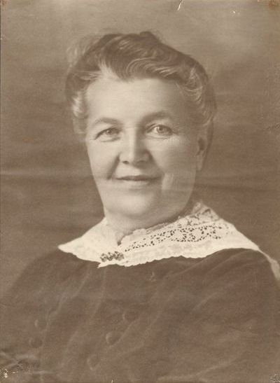 Liudvika Didžiulienė-Žmona