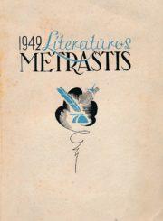 Literatūros metraštis su kalendorium 1942 metams. Kaunas, 1941. LXIV, 255: iliustr. portr.